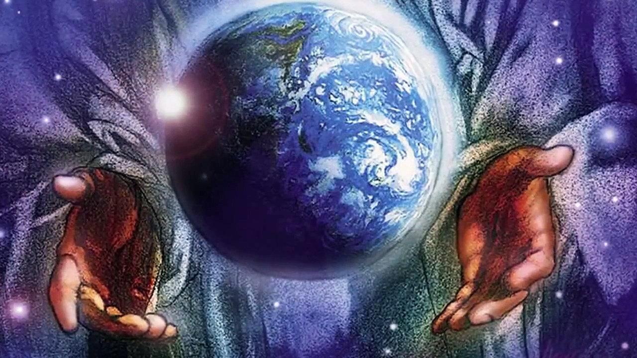 даже мир созданный богом картинки новый