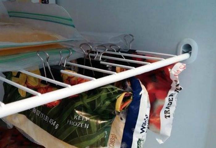 Хранение продуктов.