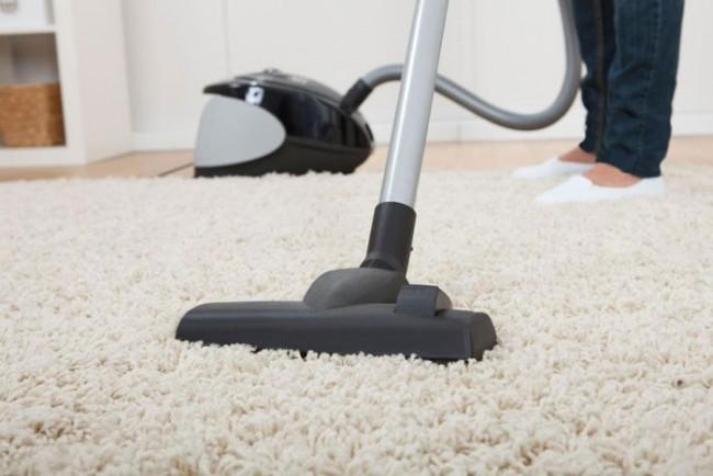 Не лениться почаще пылесосить ковры - один из первейших способов избежать появления моли