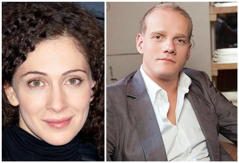 Ксения Раппопорт и Юрий Колокольников дети, женат, звезды, интересное, любовница