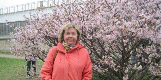 Елена Воронина.