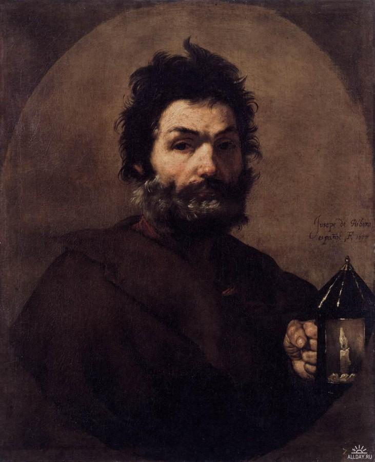 Джузеппе де Рибера ДИОГЕН