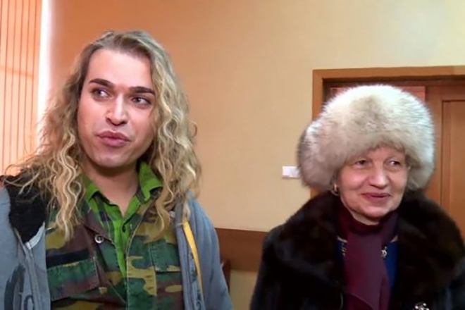Бизнесвумен Екатерина Терешкович и Гоген Солнцев