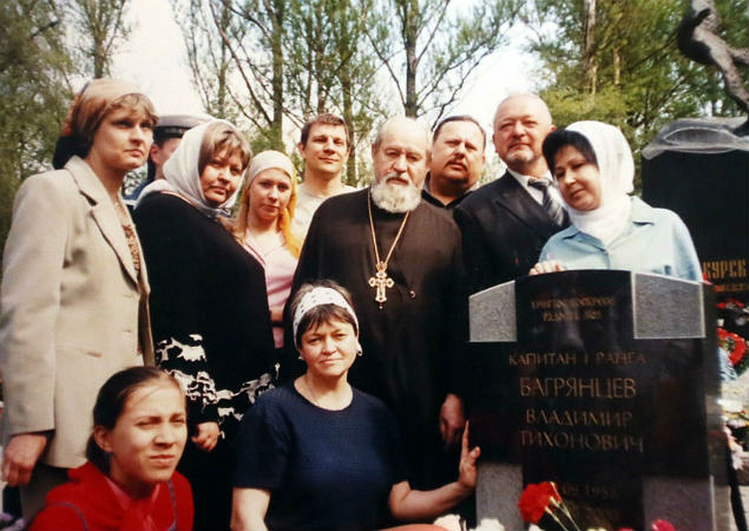 Останки Владимира Багрянцева опознали только в феврале 2002 года. Фото: Тимур ХАНОВ