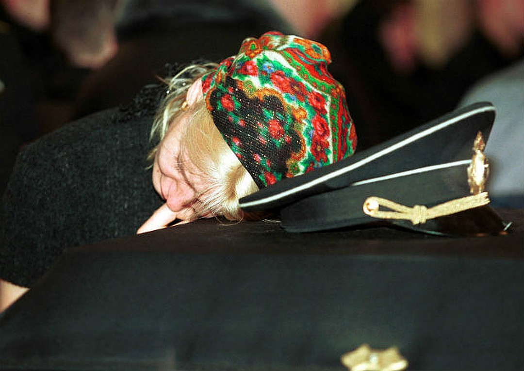 Погибли все 118 подводников. Фото: Станислав ЛЕВШИН